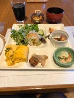 バイキング6月13日西鉄グランのホテル.JPG