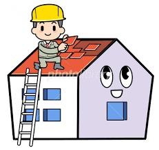 無料イラスト屋根の修理.jpg