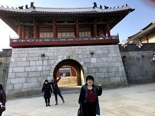 韓国大長今パーク王宮の門.jpg